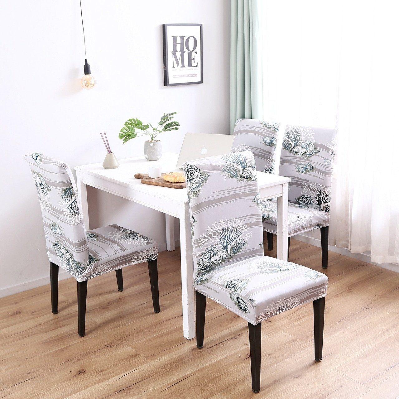 Enova Home Coral Pattern Elegant Polyester and Spandex