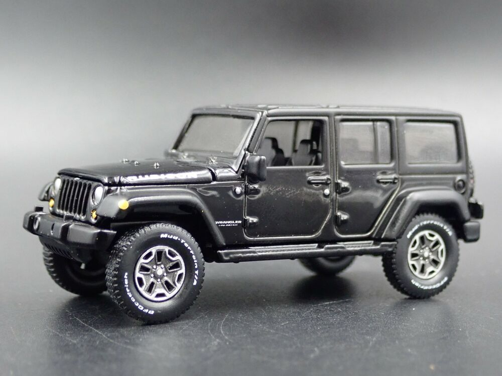Details About 2006 2018 Jeep Wrangler Unlimited Rubicon Jk 4dr 1 64 Scale Diecast Model Car In 2020 Vintage Muscle Car Model Diecast Model Cars