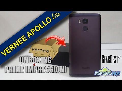 Videorecensione: #Vernee #Apollo #Lite -  Unboxing e prime impressioni (link: http://ift.tt/2ab6Pet )
