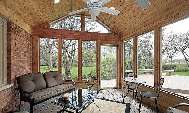 Enclosed Patio Ideas Trusted Home, Enclosed Patio Room