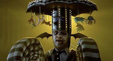 Beetlejuice Jack Skellington Did You Ever Notice The Batman Esque Bats On His Hat Carousel