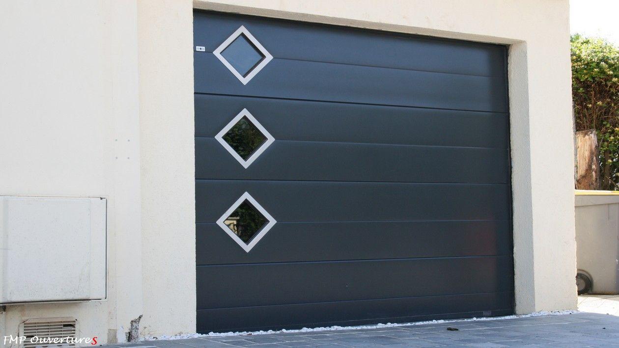 Epingle Sur Porte De Garage