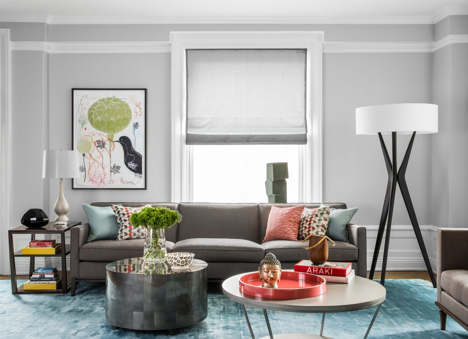 Living Room Decor For Gray Couches 15 Ways To Style A Grey Sofa In Your Home In 2020 Living Room Decor Grey Sofa Living Room Grey Living Room Decor Gray
