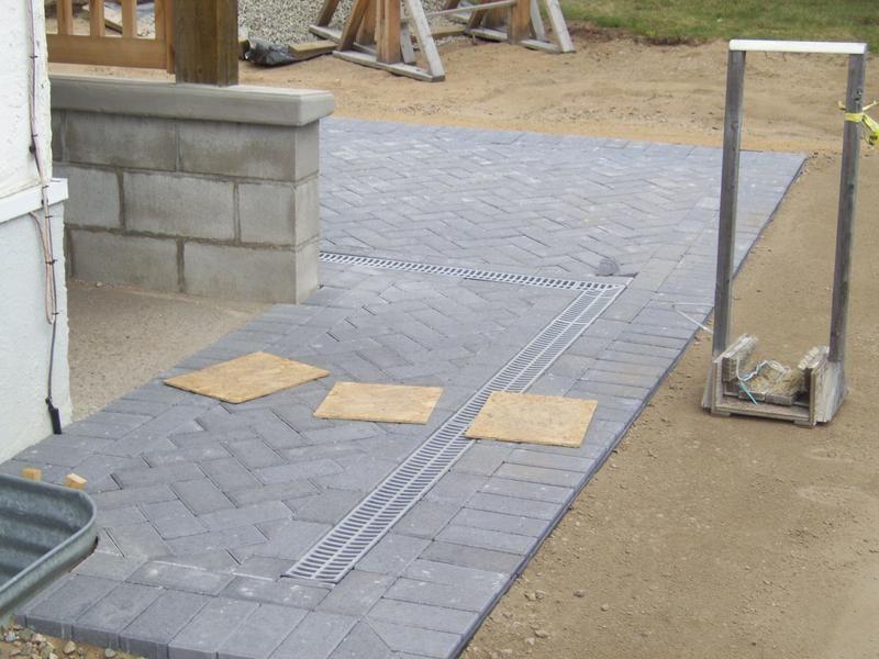 cobble lite pavers pavers outdoor