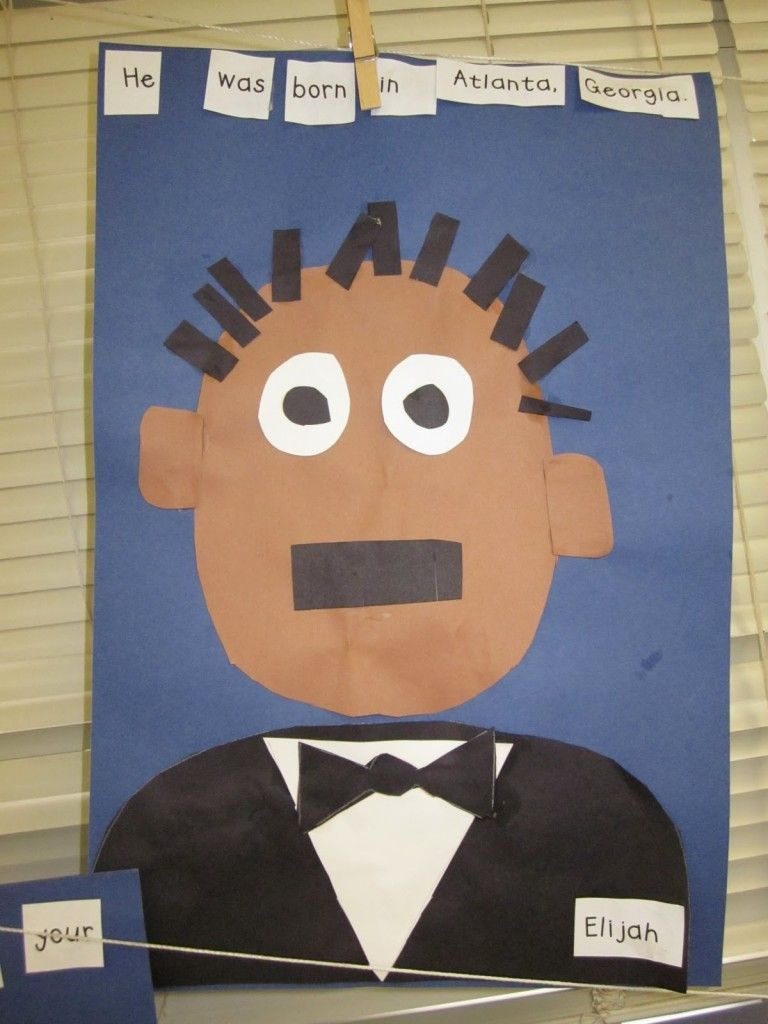 Martin Luther King Jr Day Craft Ideas For Kids Diversity Crafts