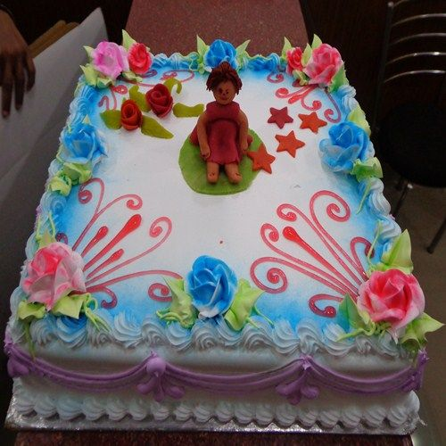 Happy Birthday Cakes For Girls: Kids Birthday Cakes Images, Pictures And Wallpapers