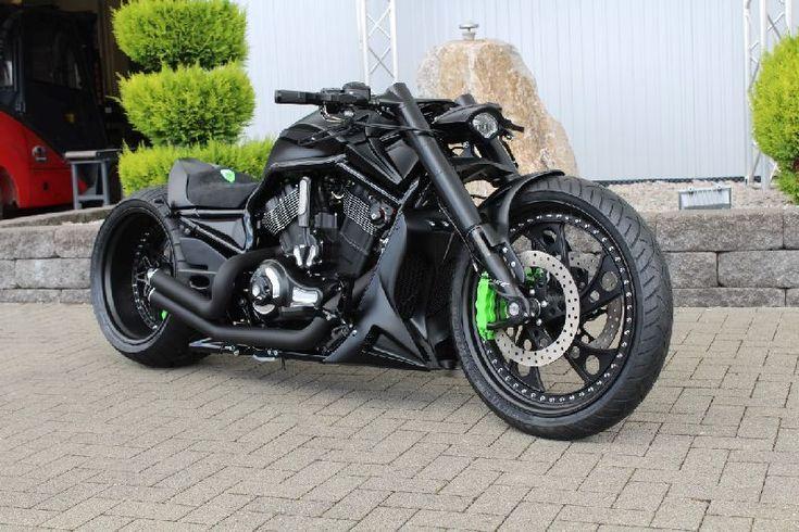 """Harley Davidson V Rod """"Midnight Express"""" von No Limit ..."""