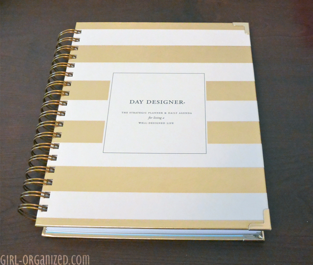 2015 Day Designer - Review | Planners and Craft