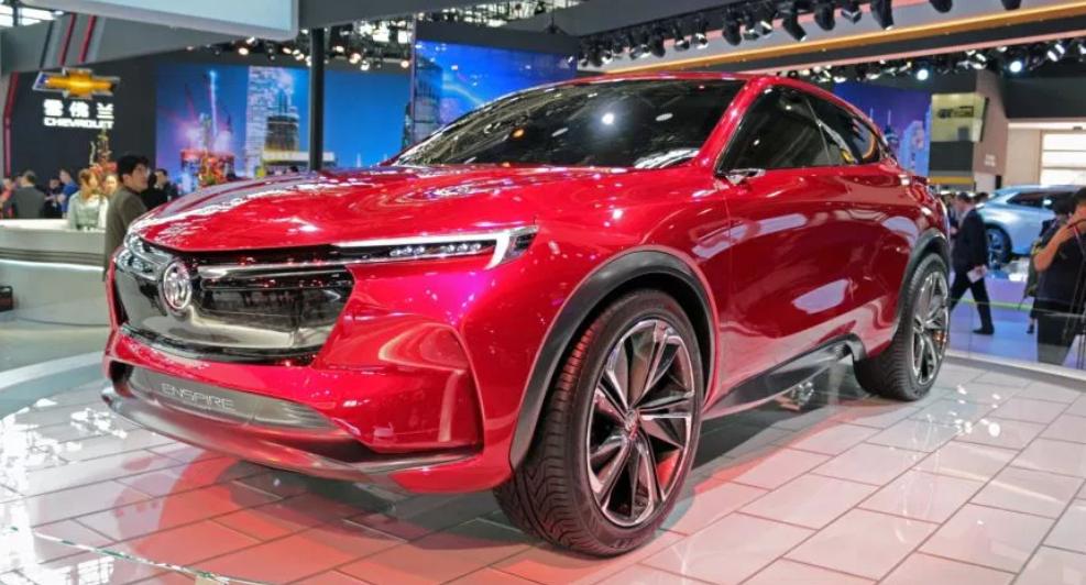 2020 Buick Enspire Rumor, Release Date, Price Buick