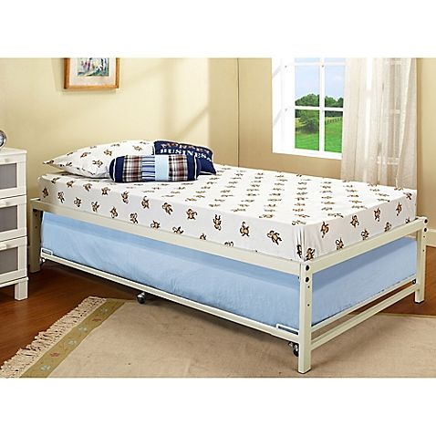 K B Furniture Hi Riser Metal Bed With Pop Up Metal Beds Wood