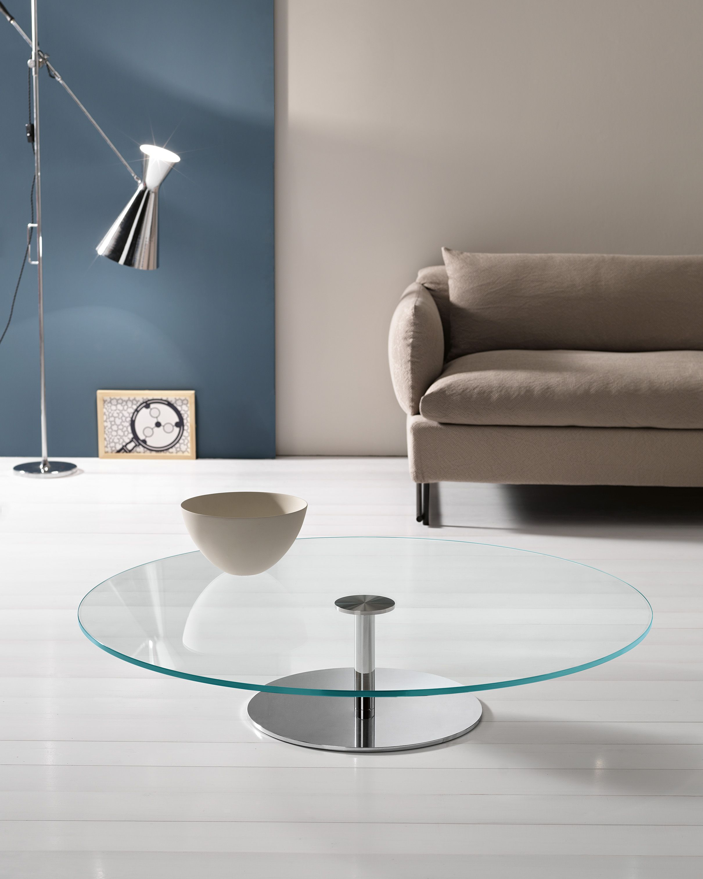 Low Round Coffee Table Ginger By Esedra By Prospettive Design Studio Memo Coffee Table Design Marble Round Coffee Table Coffee Table [ 779 x 1038 Pixel ]