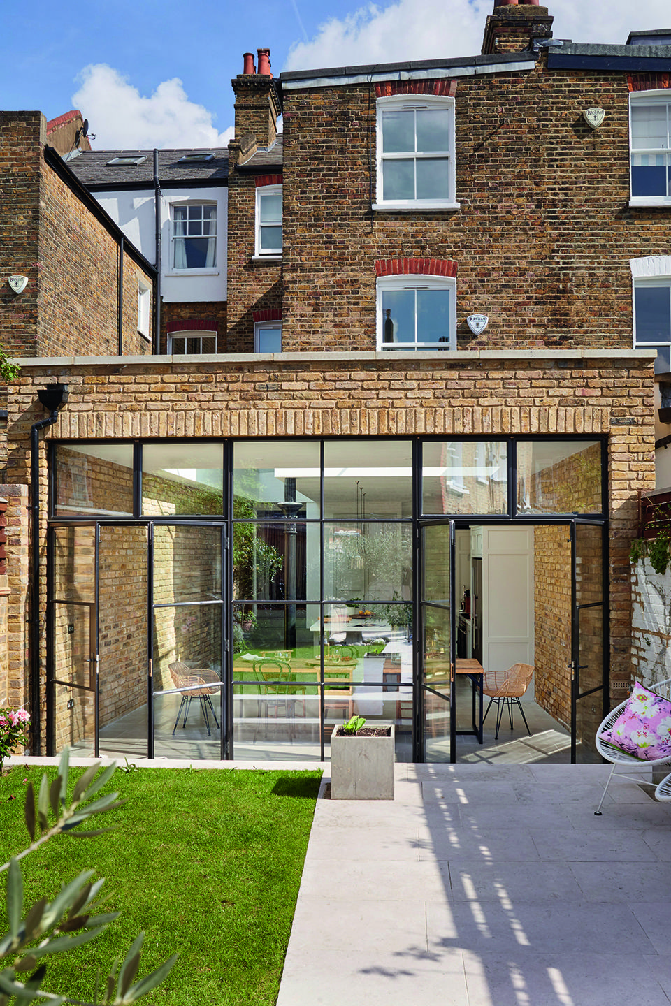 Wandsworth Common Westside Granit Kitchen Diner Extension Victorian House Interiors Victorian Homes