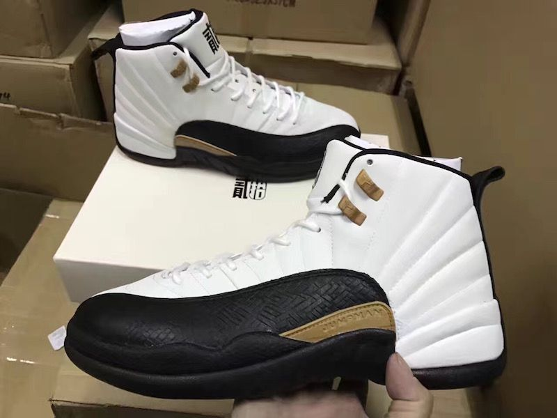 Detailed Images Of The Air Jordan 12 Chinese New Year 81964e198