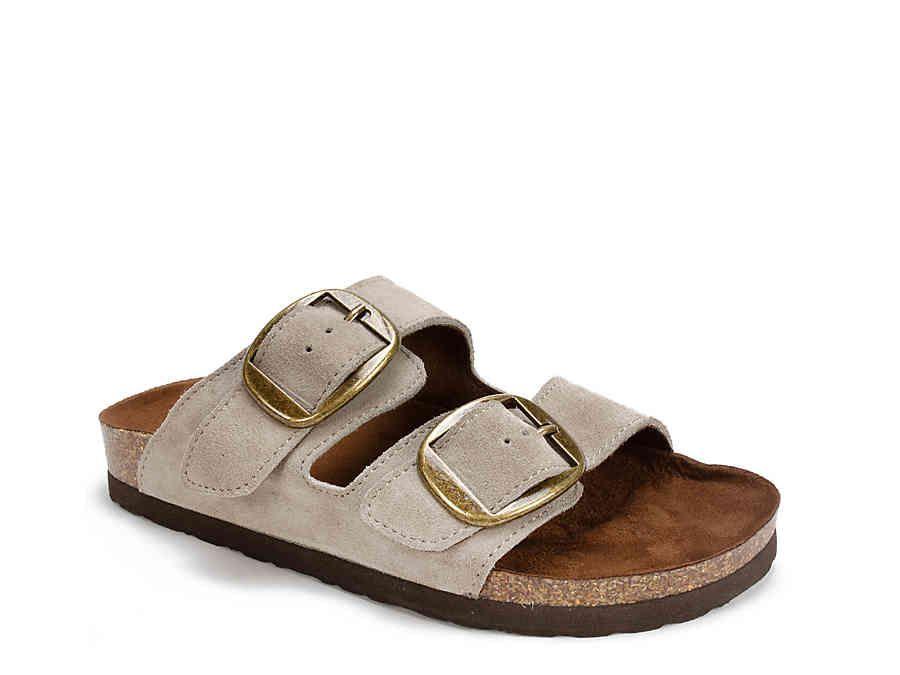 White Mountain Harlow Sandal   Sandals