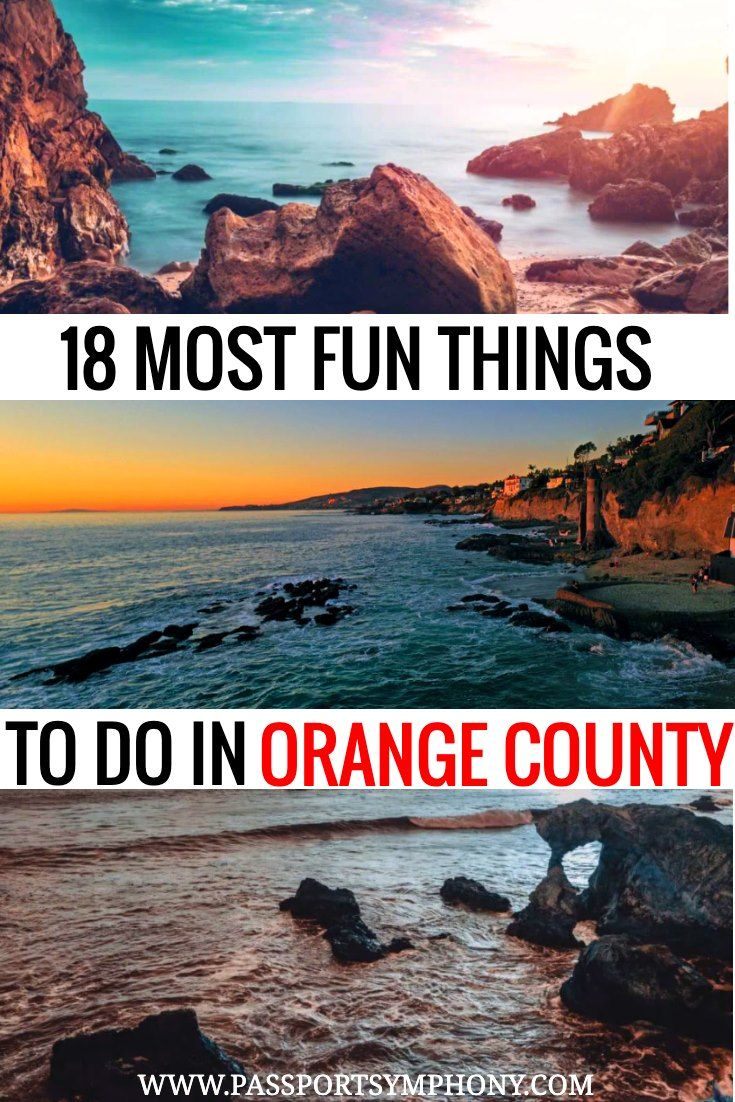 Not sure what to do in Orange County this summer? Then check out this amazing local's guide to Orange County! It's filled with amazing things to do in Orange County this summer! You'll even get expert Orange County tips about where to go in Orange County and what to do in Orange County if you're planning a Orange County itinerary. Because between Disneyland Park, Newport Beach, Crystal Cove, and Balboa Pier, there are a ton of amazing things to do in Orange County right now!