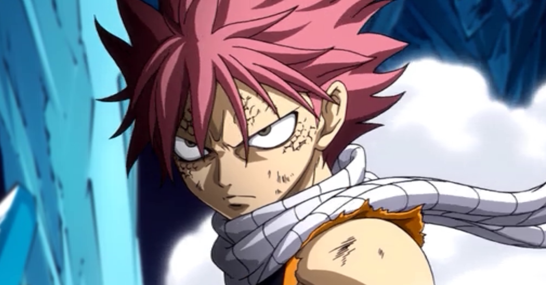 True form of the Dragon Slayer - Natsu | Fairy Tail ...