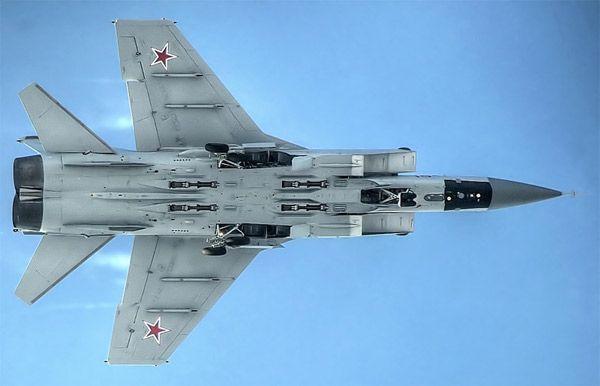 МиГ-31 истребитель-перехватчик дальнего радиуса действия ...