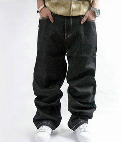 7f2ee74a Mens Jeans Sean John Baggy Loose Denim Hip-Hop Rap Streetwear P.Diddy/Puff  Daddy