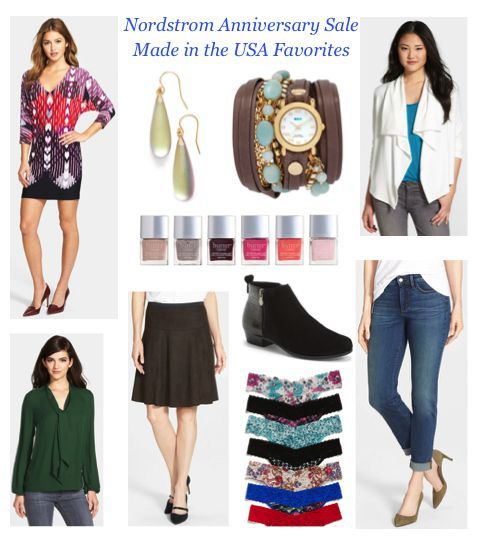 Nordstrom Anniversary Sale - Made in the USA Favorites for Women - Commandress