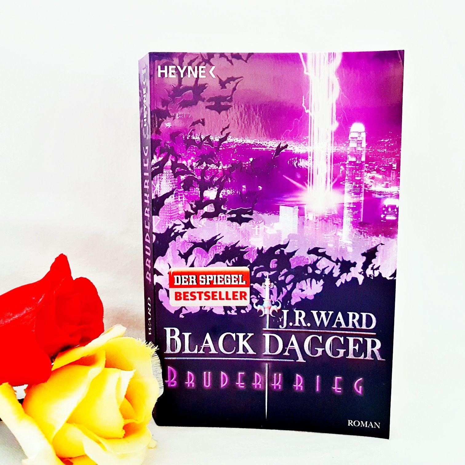 Black Dagger Bruderkrieg von J.R.Ward
