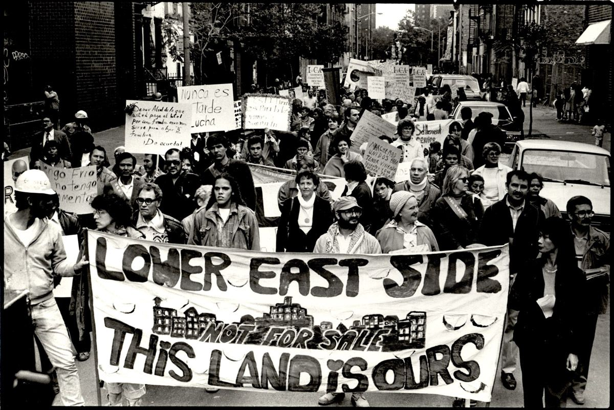 The United States Is In The Middle Of A Massive Housing Crisis Community Land Trusts Can Help Address It Lower East Side Land Trust East Side