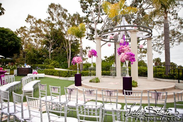Newport Beach Marriott Wedding Matt Lindsey