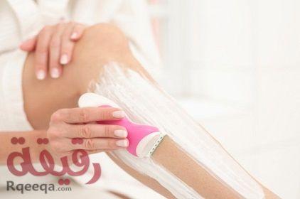 ازالة الشعر من الوجه والمناطق الحساسه بدون الم مجلة رقيقة Best Hair Removal Products Ingrown Hair Armpit Ingrown Hair