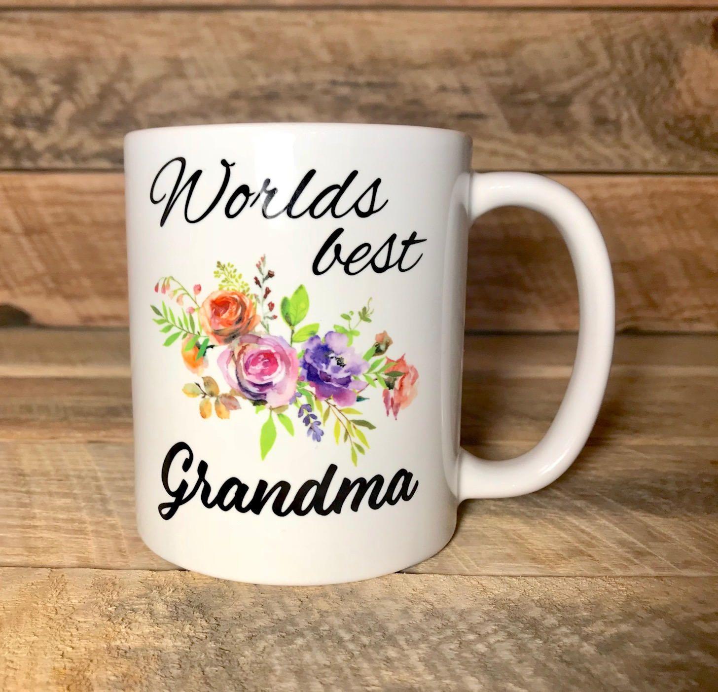 Coffee mug mug for grandma coffee cup mug for grandma