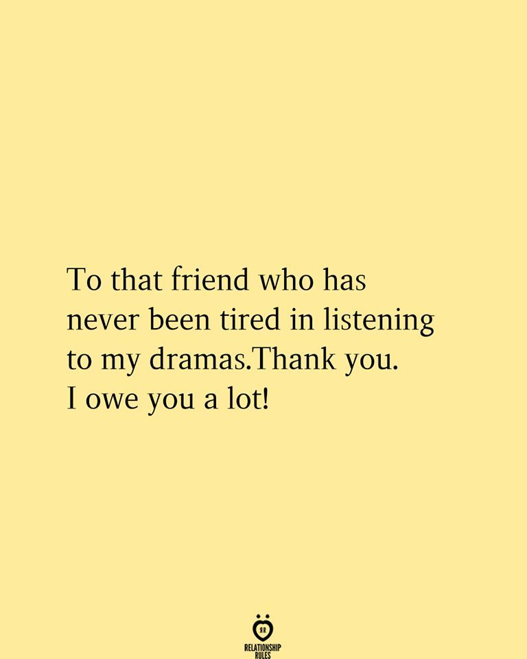 To That Friend Who Has Never Been Tired