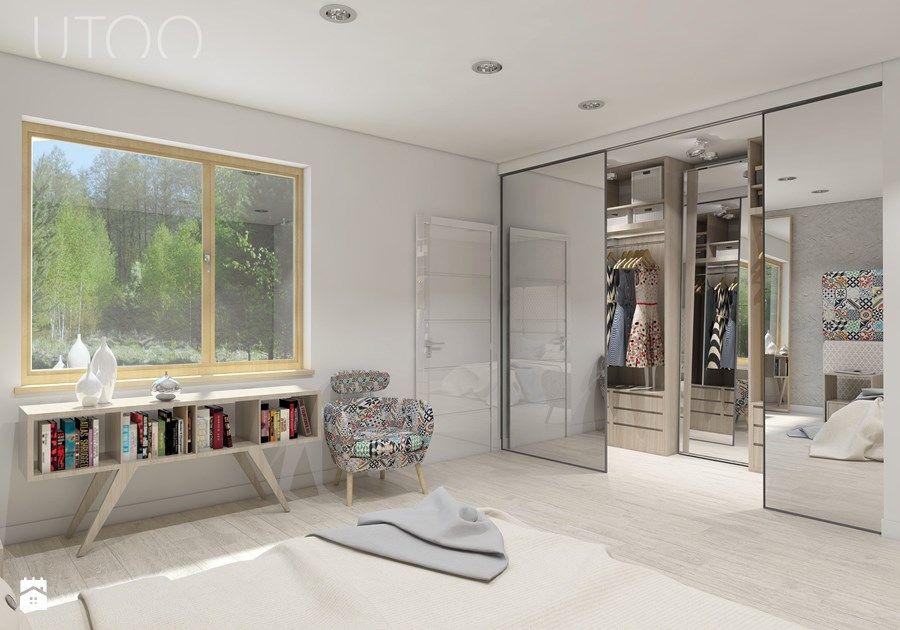 NOWOCZESNY VINTAGE - Garderoba, styl vintage - zdjęcie od UTOO- pracownia architektury wnętrz i krajobrazu
