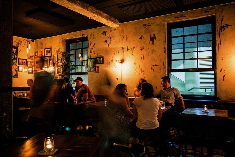 Bulletin Place Quay sydney, Wine bar, Australian beer