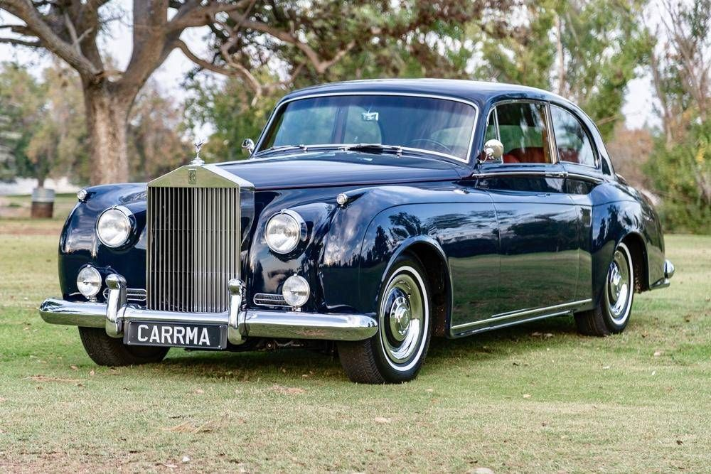 1959 RollsRoyce Silver Cloud I Coupe by James Young for