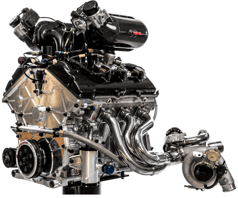 2016 Ford Gt S Engine Ford Racing Engines Ford Gt Engineering