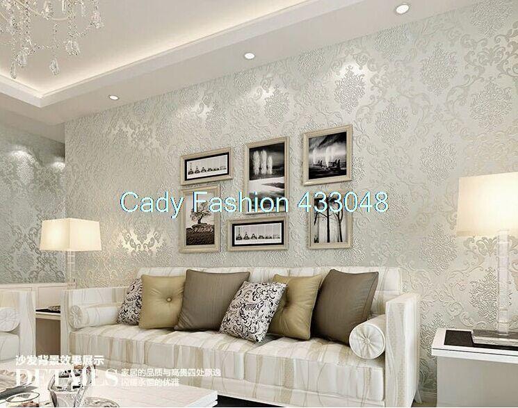 Barato empresa europeu 3d n o tecido papel de parede - Papel de pared barato ...