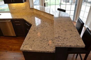 Cambria Newhaven Countertops Traditional Kitchen Traditional