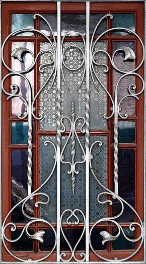 Barcelona tapioles bis  window grill design also classical iron metal art rh pinterest