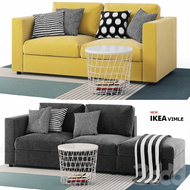 Диваны ВимРе Икеа Vimle Ikea Furniture Pinterest