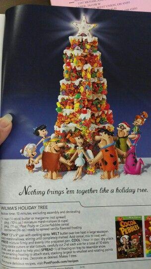Fruity Pebble Christmas Tree | FOOD! | Pinterest | Delish, Food and ...