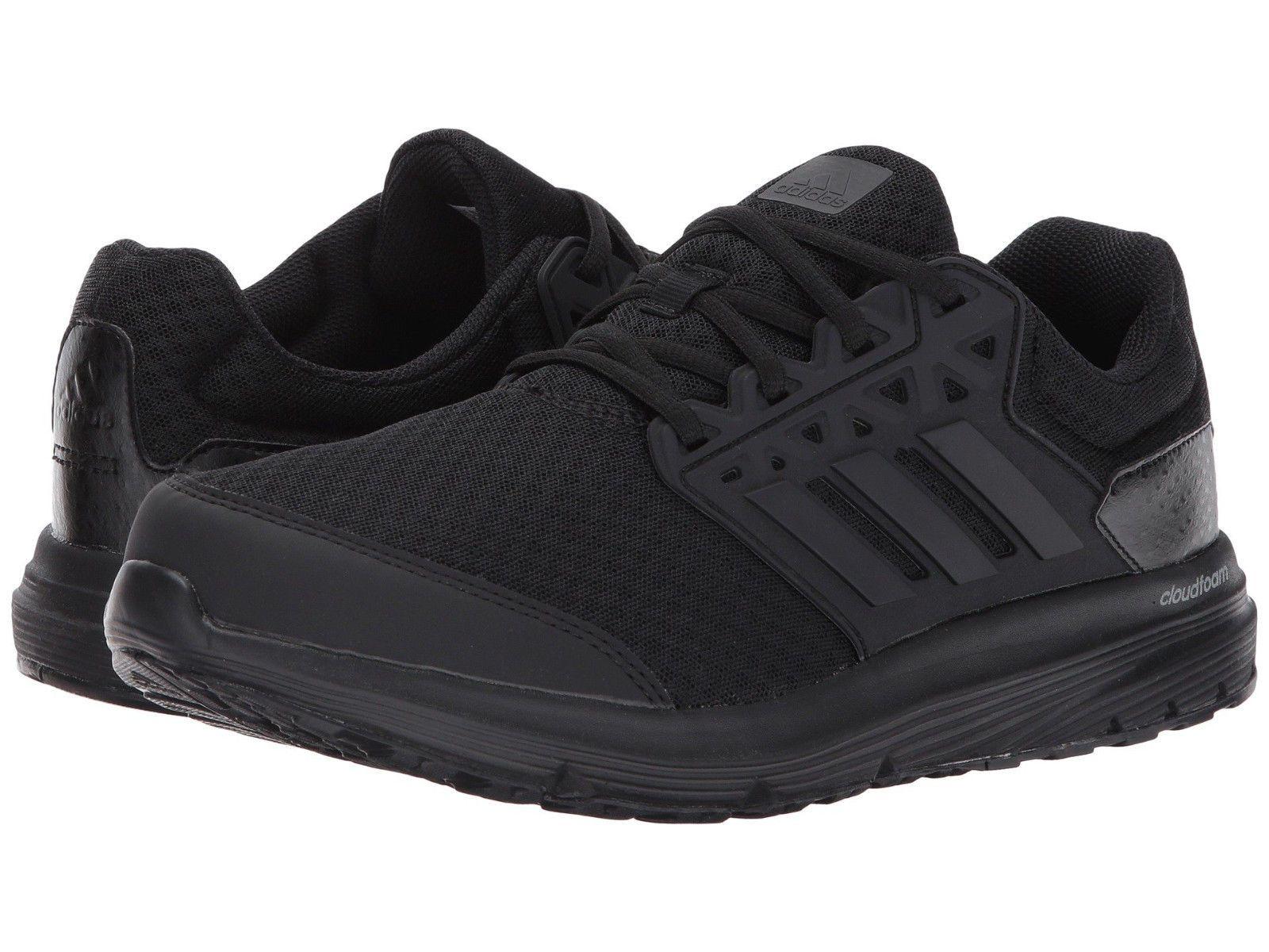 Hombre Adidas Galaxy 3 negro Sport Athletic corriendo zapatos cq1860 tamaños