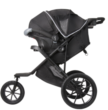 Evenflo platinum invigor8 jogging stroller review (With