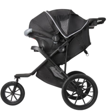 Evenflo platinum invigor8 jogging stroller review (With