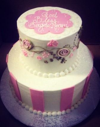 baby shower cakes from cinderella cakes bakery | Baby Shower