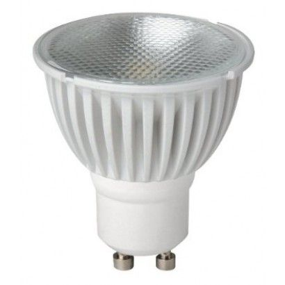 Megaman 6W Dimmable GU10 6 Watt, Dimmable, GU10, PAR 16, 410 Lumens, 50 Watt Halogen Equivalent