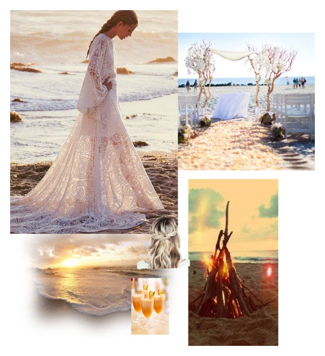 """""""Dream wedding"""" by spontaneous47 ❤ liked on Polyvore featuring Free People"""