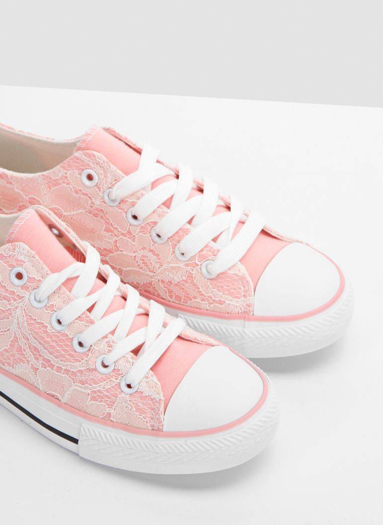 K2 20 Vices Rozowe Koronkowe Trampki Alicia W Deezee Pl Heeled Boots Boots Shoes Heels Boots