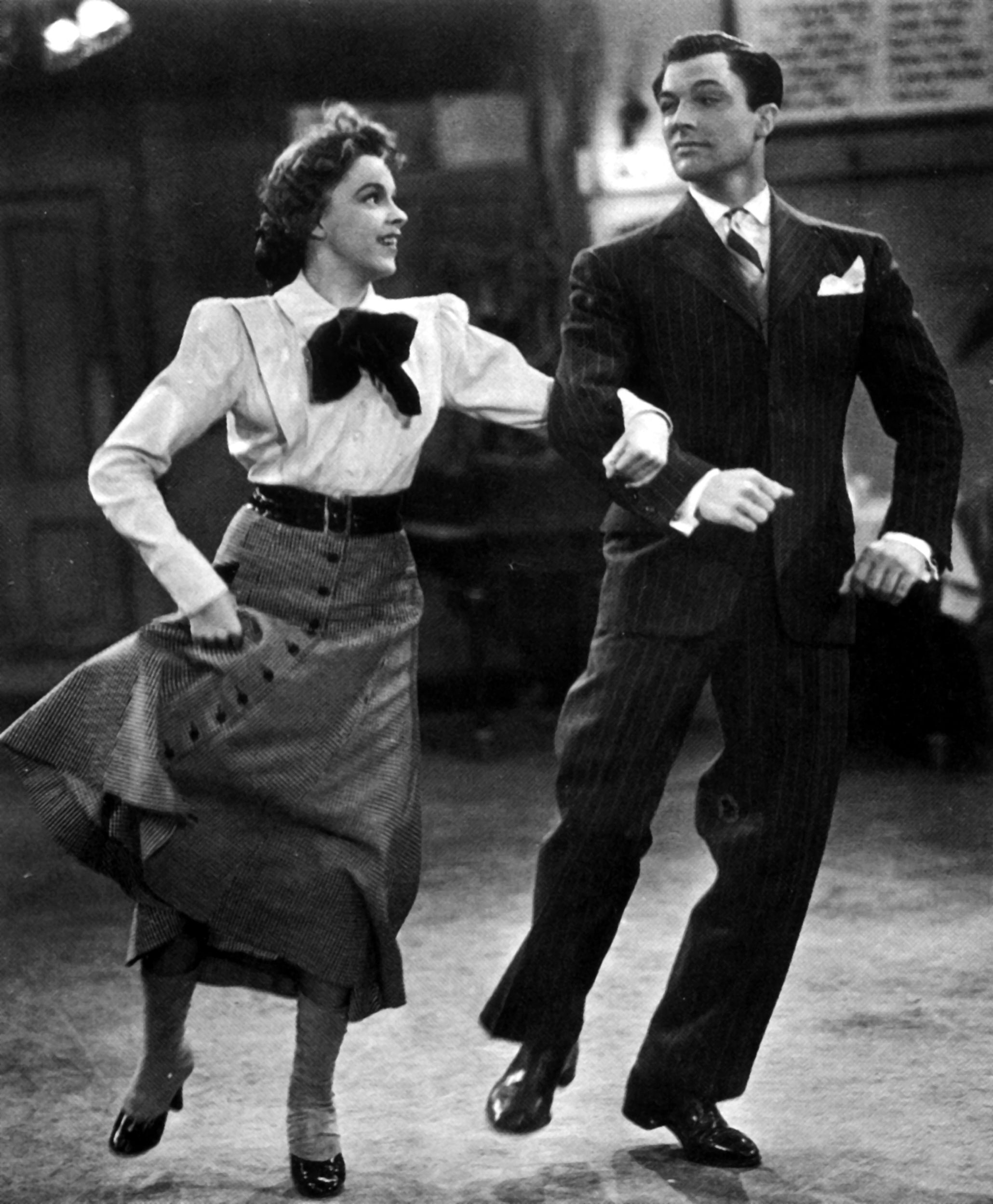 Judy Garland and Gene Kelly FOR ME AND MY GAL Judy