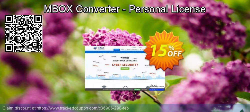 SysTools MBOX Converter Coupon 15% discount code, Mom Day, May 2019