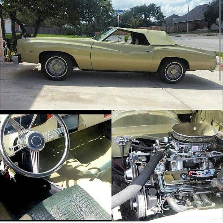 Chevrolet: Monte Carlo Landau 1977 Chevy Monte Carlo Drop