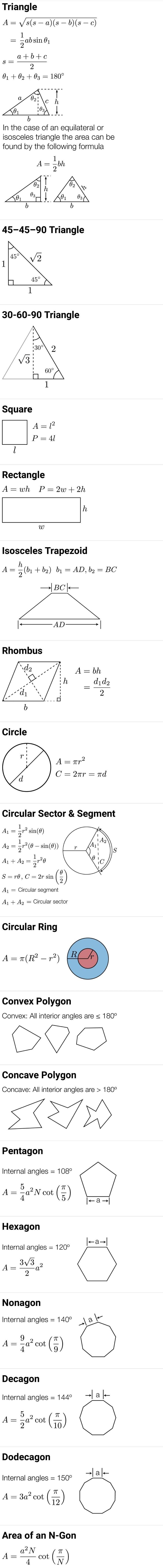 Math Formula Americanonlinemiddleschool Middleschool Learning Math Math About Me Math Formulas [ 7777 x 810 Pixel ]