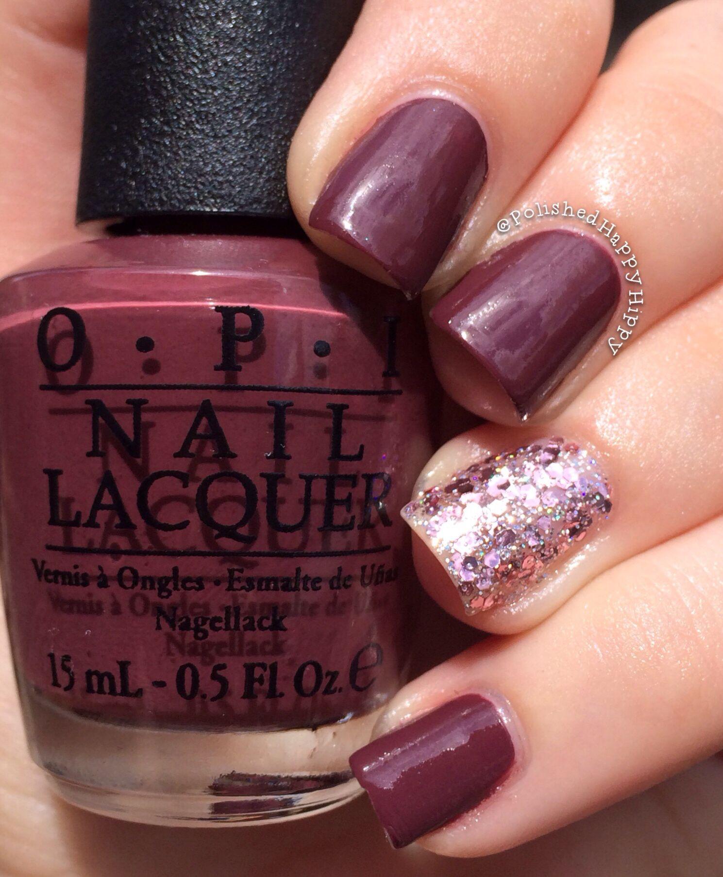 Perfect raisin maroon color. #nail #nails #nailart ...
